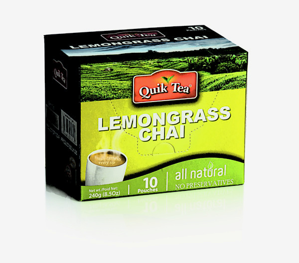 Lemongrass Chai Latte - 10 Pack