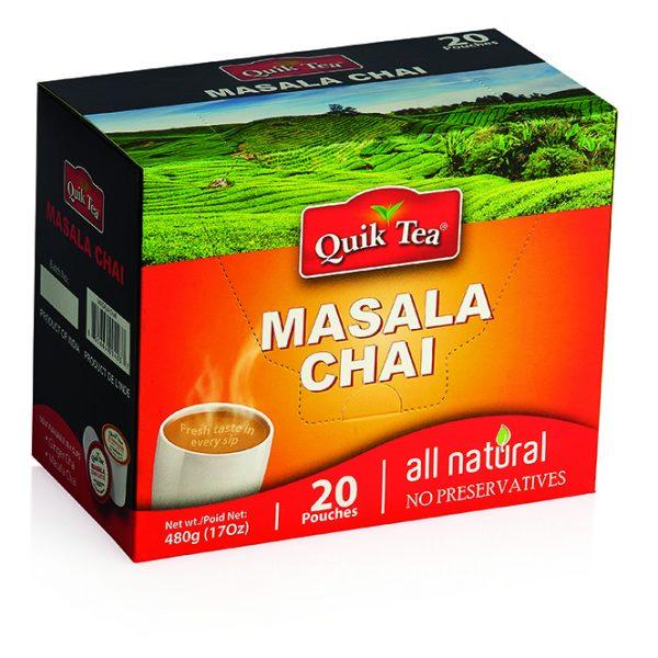 Masala Chai Latte - 20 Pack