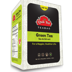 Green Tea Bags - New Pack