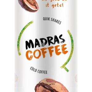 QuikShake Madras Coffee